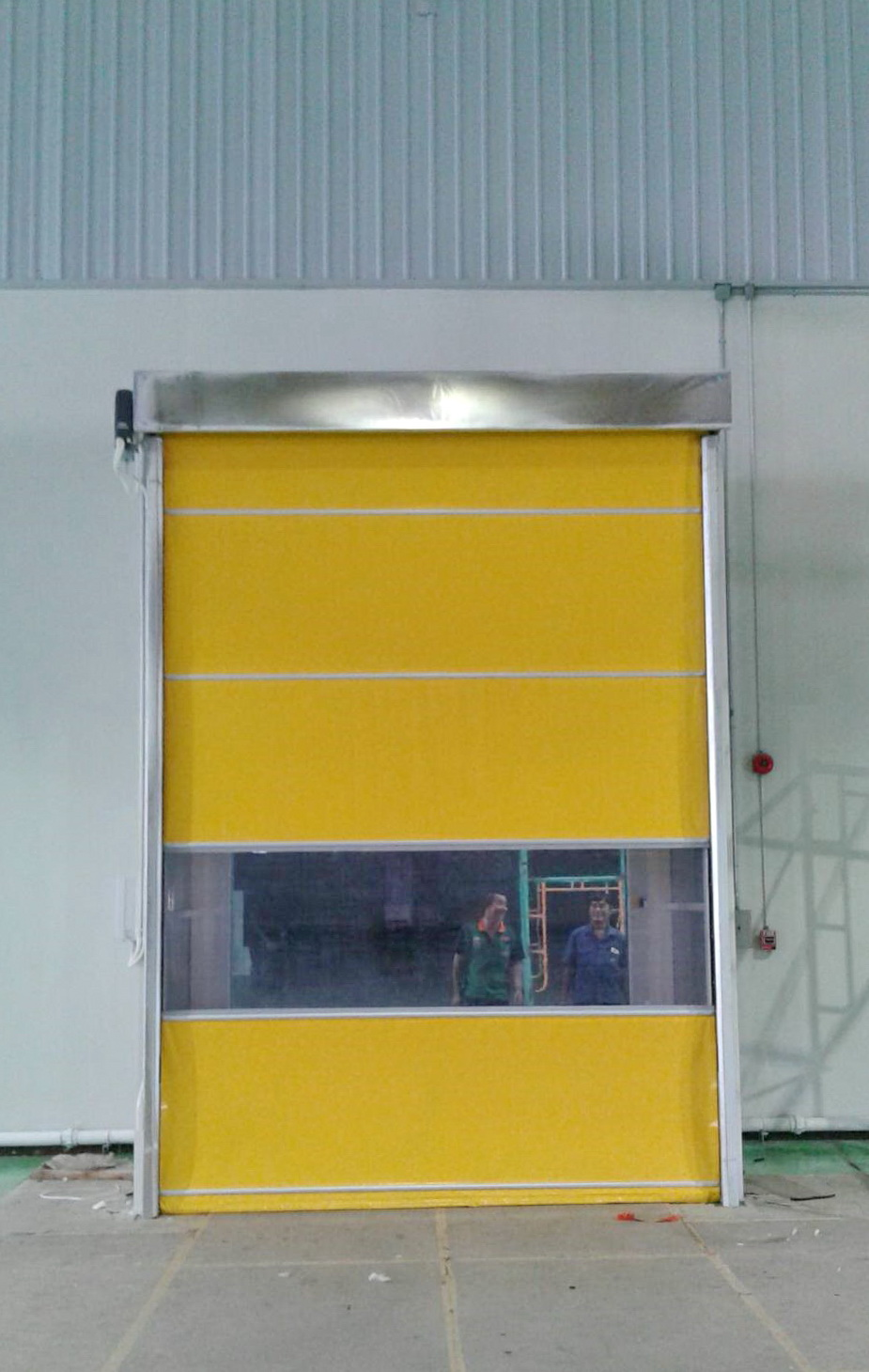 Reference High Speed Doors
